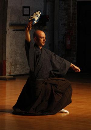 Performing shimai abroad