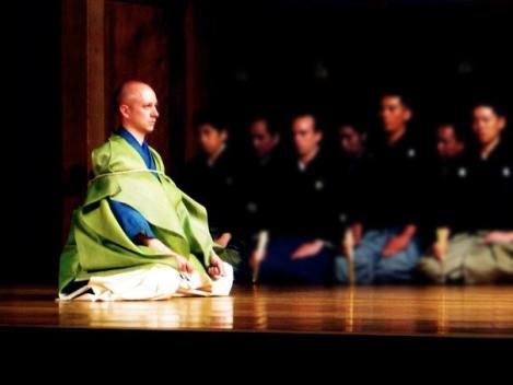 'Makiginu' - tsure (Miyako no Otoko)