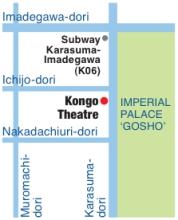 Kongo map english