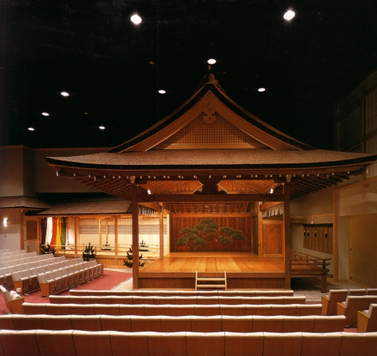The Kongo School stage
