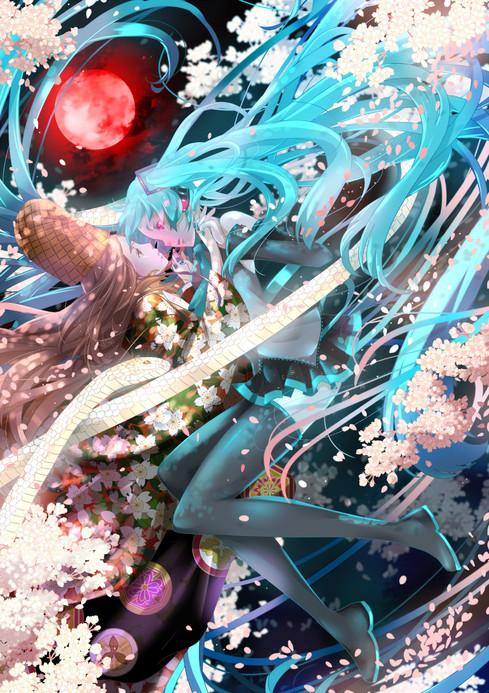 Hatsune Miku and Dojoji – KyotoSoseiza