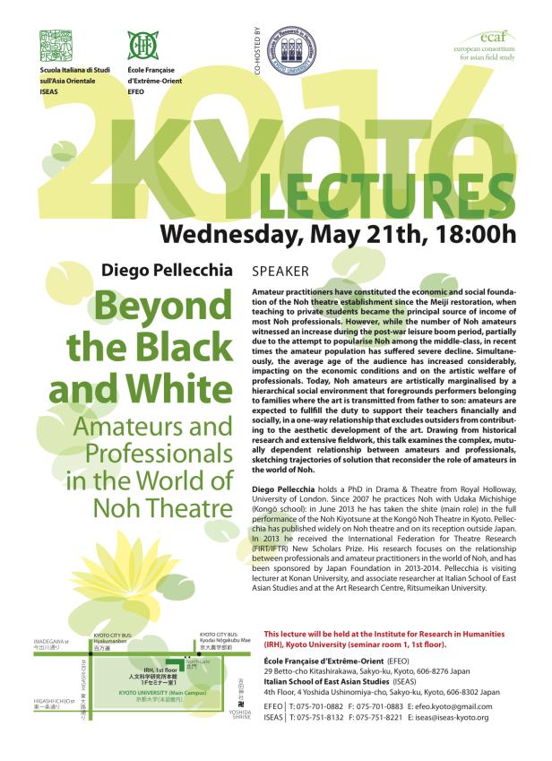 PELLECCHIA Kyoto Lecture 5:2014