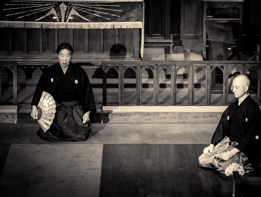 和洋の再会 2014 - 03