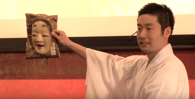 Noh changes with imagination | Tatsushige Udaka | TEDxKyotoUniversity TEDx Talks