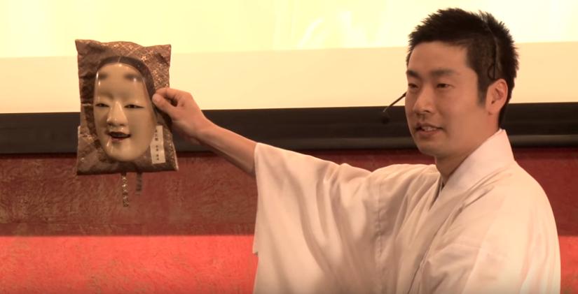 Noh changes with imagination | Tatsushige Udaka | TEDxKyotoUniversity TEDxTalks