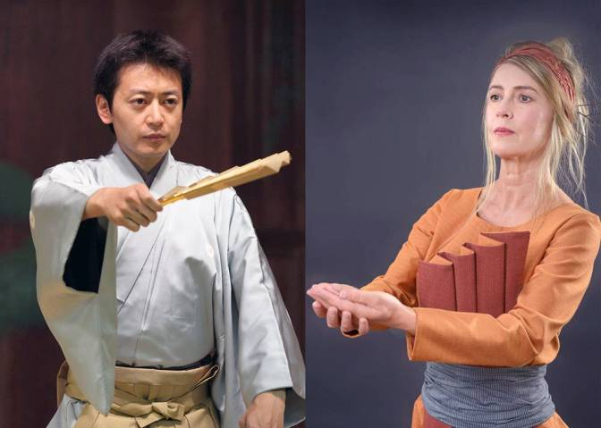 Females find new voice in Kayoi Komachi/ Komachi Visited noh-opera hybrid