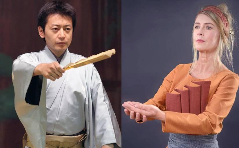 Females find new voice in Kayoi Komachi/ Komachi Visited noh-operahybrid